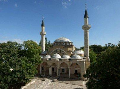 Мечеть_Джума-Джами