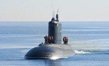 черноморский флот подлодка