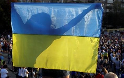 крым украина флаг