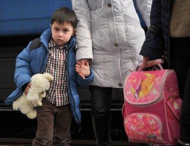 дети переселенцы