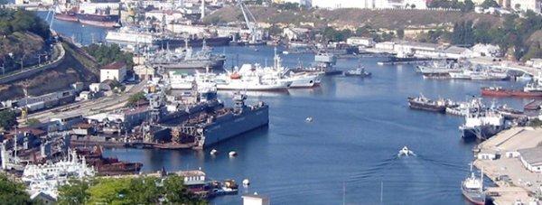 морской порт севас