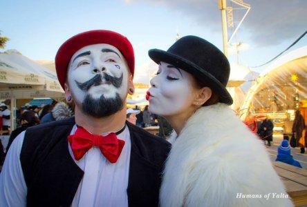 Фото со страницы Humans of Yalta - Люди Ялты сети Facebook