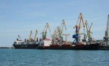 Феодосийский порт