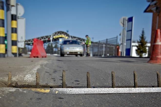 граница крим