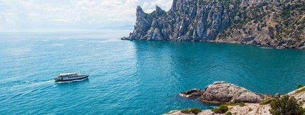 море крым вид