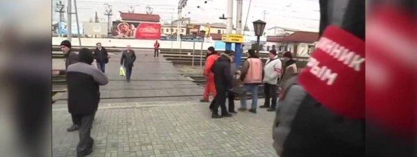 """""""Непокоренные"""": Студент из Крыма (Видео)"""