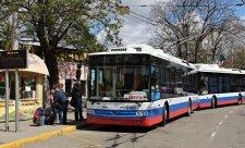 троллейбус рашка