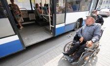 инвалид проезд