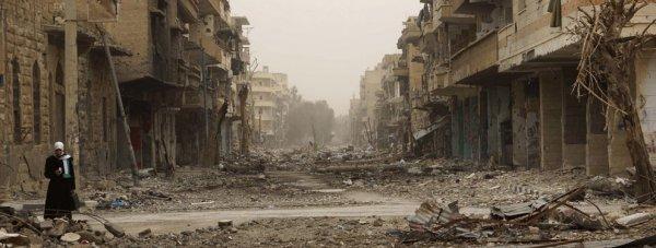 война в сириии