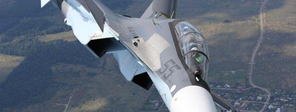 российский су-30