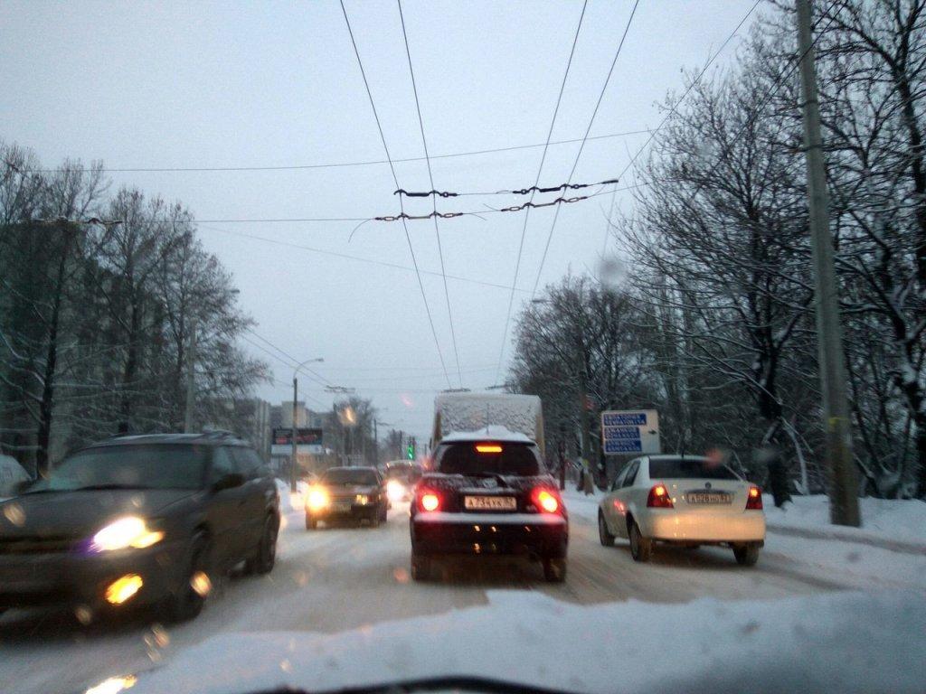 Улица Севастопольская