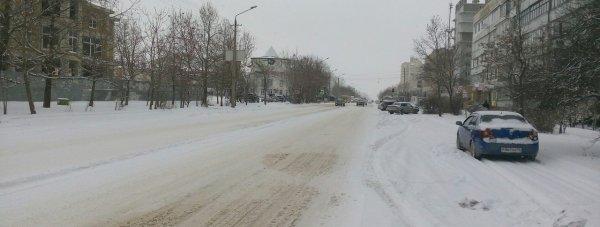 Дорога в Севастополе
