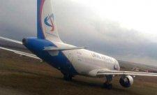 самолет авария