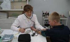 врач в школе