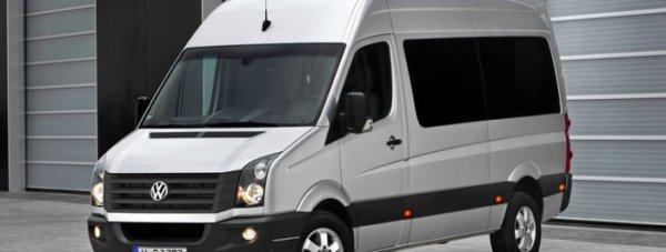Volkswagen-Crafter-микроавтобус (1)