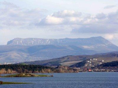 водохранилище крым
