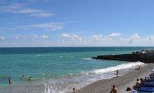 алупка пляж