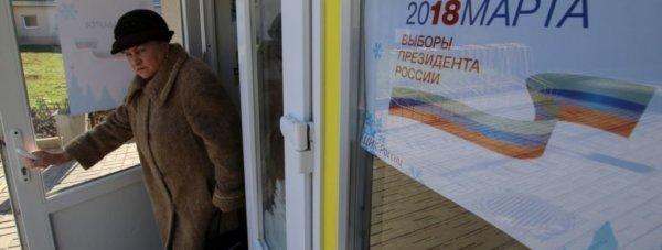 выборы крым