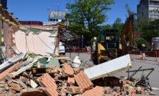 куйбышевский демонтаж