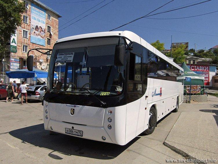 автобус севас