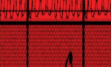 Плакат украинского художника Андрея Еромленко о ЧМ-2018