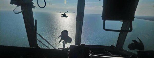 вертолет азов