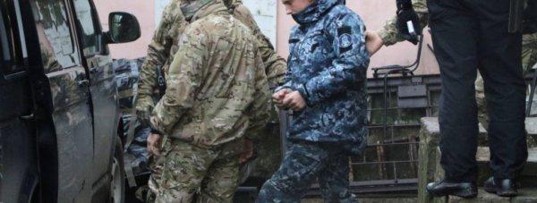 арест украиснких военных