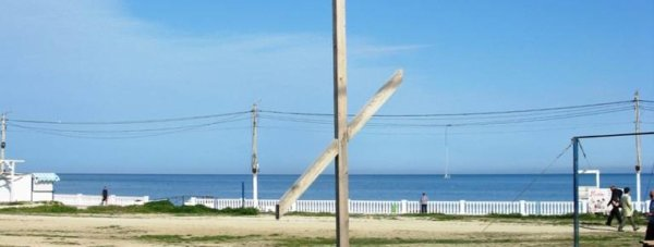 часовня пляж