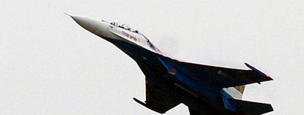 РУсские витязи на Су-27