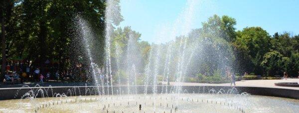 фонтан симф