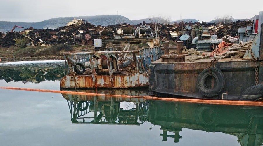 севас бухта